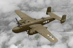 World War 2 Photos > US Army Air Force > B-25 Mitchell