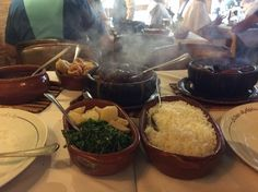 Supposably the best location for Feijoada in Rio.