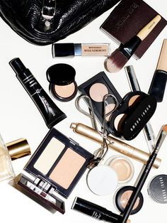 The Messy Girl's Guide to (Finally) Organizing Your Makeup Collection via @ByrdieBeauty