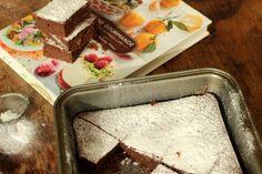 Torta de chocolate y trigo sarraceno – sin gluten