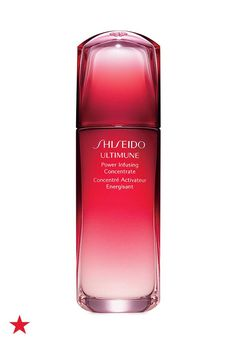 Formulated with a unique blend of botanical ingredients, Shiseido Ultimune Power Infusing Concentrate protects and strengthens skin while maintaining a healthy looking glow. So, it's basically a super power for your skin! Click to shop at Macy's and get started on your best skin ever.