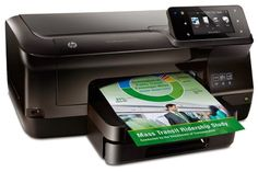 HP Officejet Pro 251dw Printer (CV136A) Driver Download