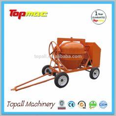 Containerized Export Thailand Market Diesel 125L/175L/200L Concrete Mixer,