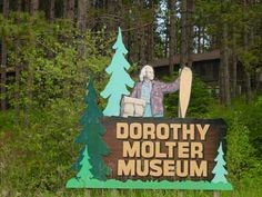 """Dorothy Molter (""""The Root Beer Lady"""") Museum, Ely"""