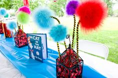 Dr. Suess Baby Shower |