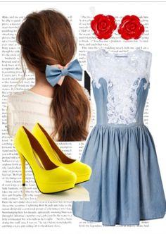 Disney Princess Belle ensemble