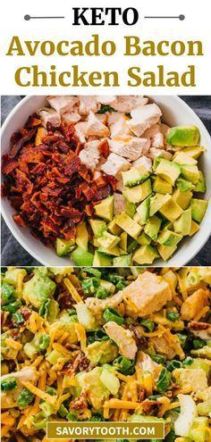 Keto Foods, Keto Meal, Diet Recipes, Healthy Recipes, Simple Healthy Dinner Recipes, Simple Lunch Ideas, Cold Lunch Ideas, Cold Lunch Recipes, Smoothie Recipes