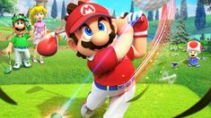 Where To Pre-Order Mario Golf: Super Rush On Switch - Nintendo Life Golf, Super Mario, Nintendo Switch, Get One, Product Launch, In This Moment, Luigi, June, Articles
