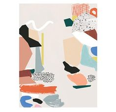 Tell Me 30 x 40 Art Print – Moglea Digitally printed in the USA on fine art paper / Shipped rolled in a tube. 30 x 40 Graphic Design Illustration, Illustration Art, Hand Kunst, Grand Format, Unicorn Art, Popular Art, Hand Art, Boho, Fine Art Paper
