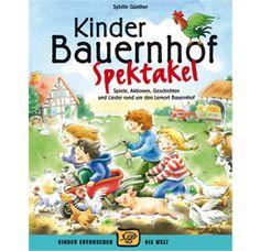 Kinder-Bauernhof-Spektakel (Buch)