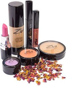 Another brand to take a look at. Zuii Organic. It is certified organic. also the foundation and powder is great for your skin