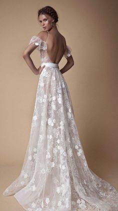 Courtesy of Berta Wedding Dresses; www.berta.com; Wedding dress idea.