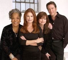 Touched By An Angel. I loved this TV show when it was on!
