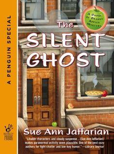 The Silent Ghost (GRANNY APPLES) by Sue Ann Jaffarian, http://www.amazon.com/dp/B009NY4384/ref=cm_sw_r_pi_dp_vhkprb1ET729Z