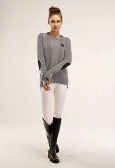 Asmar equestrian clothing line.