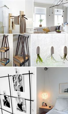 hvh interiors: Let's Hang Out - DIY Ideas for the Home