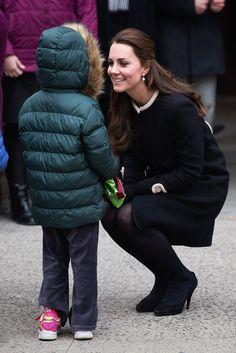 Kate Middleton in Harlem