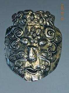 A.C. New ART DepARTment - Mr. Temple: Aluminum Masks: 6th Grade