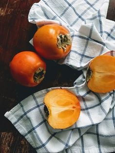 persimmon and burrata salad // Iphone Photography by Stefania at {Cool Chic Style Fashion}