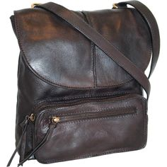 Nino Bossi Convertible Cross Body to Back Pack with Front Cargo Pocket - eBags.com