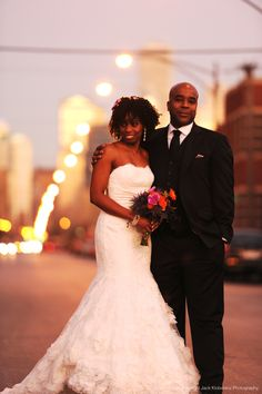 Beautiful couple - Wedding at Room 1520. Photography by Jack Klobetanz