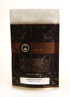 Mahamosa Darjeeling Indian Black Tea and Tea Infuser Set 2 oz Soom Estate FTGFOP1 Black Tea 1 Stainless Steel Tea Ball Infuser Bundle 2 itemsTea Ingredients Single estate Indian Darjeeling region black tea ** Click image to review more details.-It is an affiliate link to Amazon.