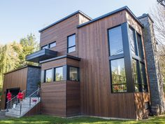 It's a snap: An open-concept home that can be built in four days? It's here, but just don't call it a prefab Open Concept Home, Residential Construction, Steel House, Prefab, Art And Architecture, Home Projects, Tiny House, Real Estate, Outdoor Structures