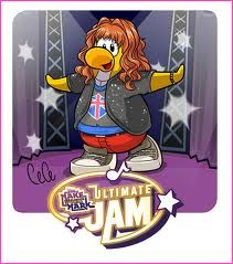 Cece from Club Penguin!! @Erin Duncan Thorne