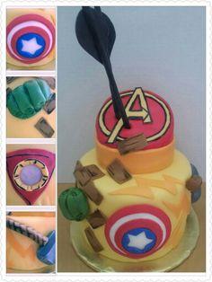 Acquolina Cakes Archery cakes Pinterest Cake Recipes and Food