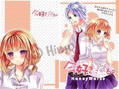 # Honeyworks #Anime