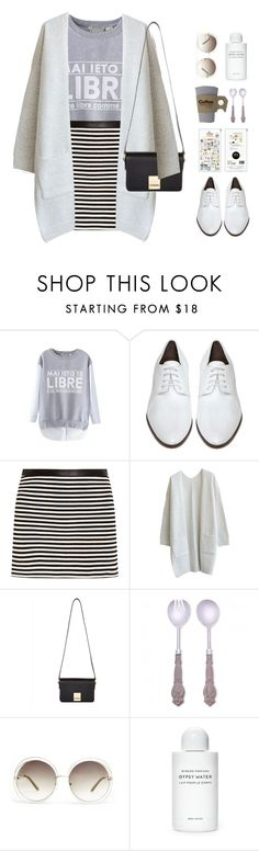 """""""*1360"""" by cutekawaiiandgoodlooking ❤ liked on Polyvore featuring WithChic, Rachel Comey, T By Alexander Wang, Jaeger, Chloé, Byredo, wintersunnies and bhalo"""