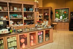 counter top/display cabinets