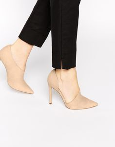 Browse online for the newest ASOS PI Pointed Shoe Boots styles. Shop easier with ASOS' multiple payments and return options (Ts&Cs apply). Pumps, Pump Shoes, Shoes Heels, Carrie, Nude Boots, Women's Boots, Asos Boots, Womens Boots On Sale, Boots Sale