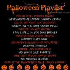 A spooky fun Halloween playlist for your costume party, or any day! Halloween Playlist, Halloween Songs, Halloween Queen, Halloween Birthday, Halloween 2017, Holidays Halloween, Halloween Themes, Fall Halloween, Halloween Crafts