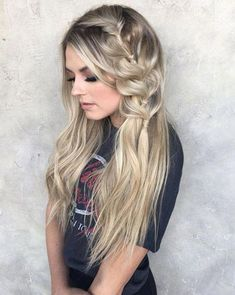 Cute Hairstyles For Girls- Back To School Easy Hairstyles – Small Flash Braided Hairstyles Updo, Braided Updo, Cute Hairstyles, Gorgeous Hairstyles, Curly Hair Styles, Natural Hair Styles, Braids For Black Hair, Edgy Hair, Glam Hair