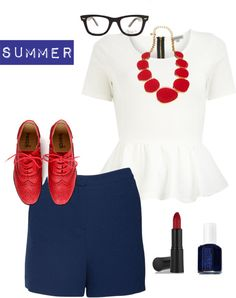 """""""Summer"""" by broadwaybarbie13 on Polyvore"""