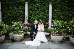 A Romantic, Traditional Wedding at the Estate at Florentine Gardens in River Vale, New Jersey