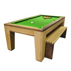 The Spartan Pool Dining Table from Home Leisure Direct - Dering Hall