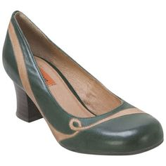 Buy Forest Bordeaux Black Brown Miz Mooz Women's Emery Pump Shoe shoes