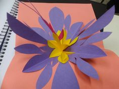Cartão flor 2