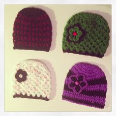 And beanies :)