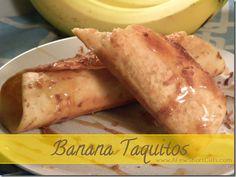 Banana Taquitos — A Few Short Cuts