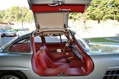 1954 Mercedes-Benz 300SL Gullwing.