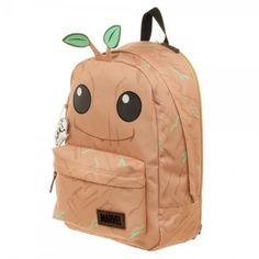 Backpack: Guardians of the Galaxy - I am Groot Big Face - AnimePoko.com