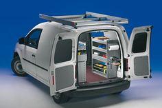 Officina Mobile Store Van con bagagliera portatutto per Volkswagen Caddy