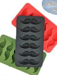Creative+Moustache+Shaped+Ice+Tray+Mold+++(Random+Colors)+–+USD+$+4.99