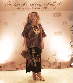 with CILIK Clutch Bag & SANGATTA Shoes by PRibuMI...®