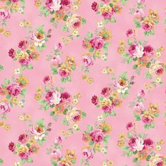 ** RURU Bouquet Tea Party - Bouquet Cluster Pink - PRE ORDER-ruru, bouquet, tea, party, teaparty, cluster, floral, flower, rose