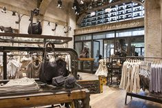 NEW ALL SAINTS STORE ON CHICAGO'S MICHIGAN AVENUE by Racked National, via Flickr