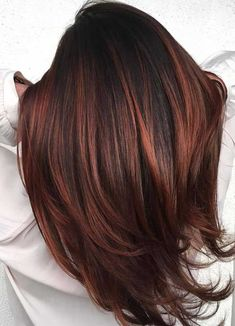 11 Auburn-Rote Haare Farbe Ideen 2017 11 Auburn Red Hair Color Ideas 2017 – New Best Hairstyle Related posts: - Korean Makeup Balayage And Ombre Mermaid Hair Ideas To Rock - FrisurenBlonde to Lilac to Medium - haare Red Highlights In Brown Hair, Dark Auburn Hair Color, Auburn Red Hair, Red Hair Color, Cool Hair Color, Brown Hair Colors, Blonde Highlights, Color Red, Auburn Brown